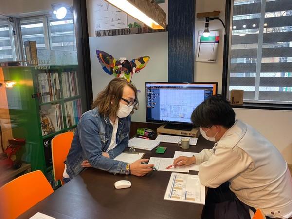 YUKA 4月12日 事務所での打ち合わせサムネイル